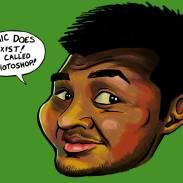 Caricature - Jullius