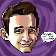 Caricature - Tony