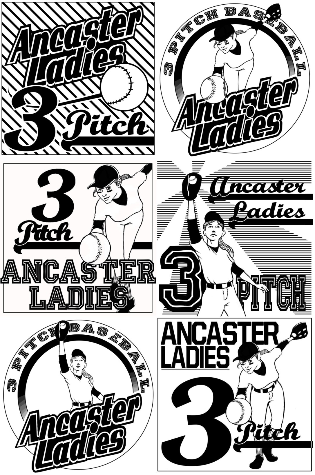 ladies-3-pitch-designs