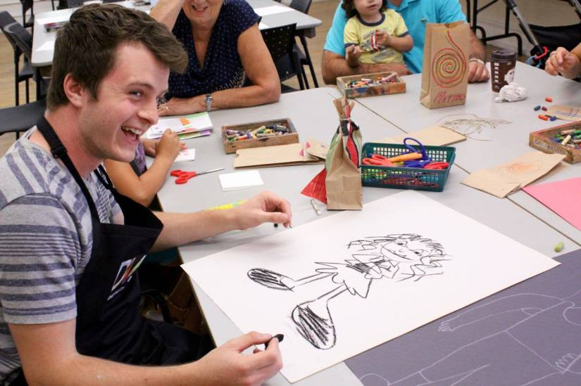 Graham Stoltz Teaching