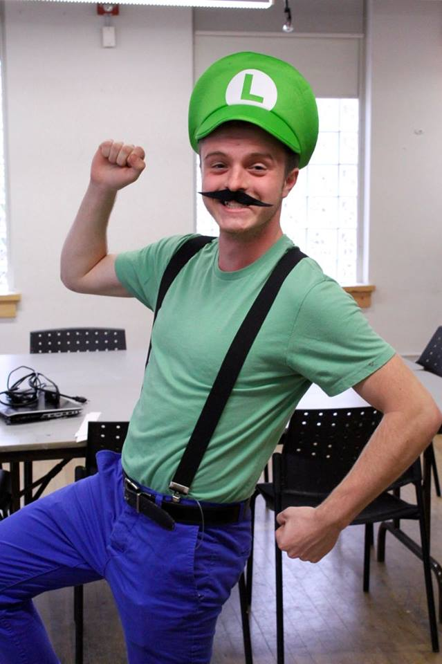 Teaching as Luigi
