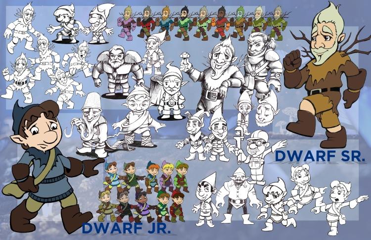 Dwarf-CharacterStudy
