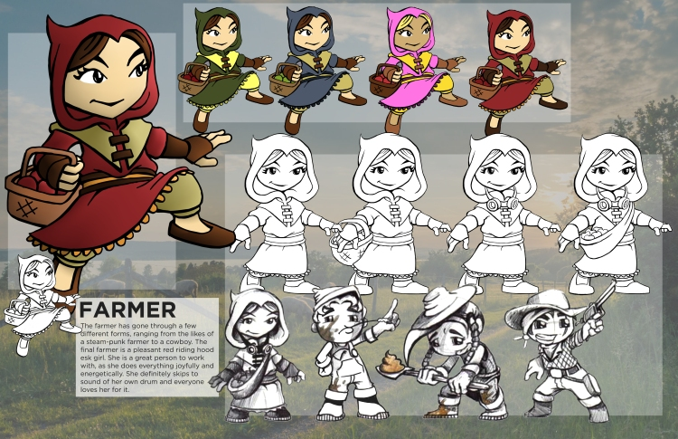 Farmer-CharacterStudy