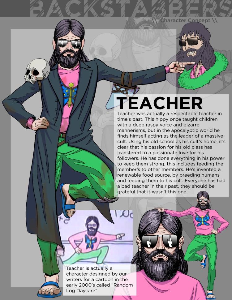 Teacher-CharacterStudy