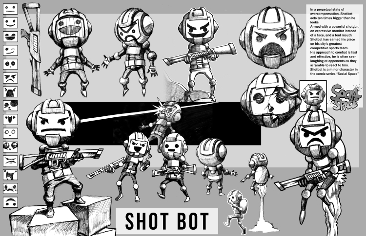 Shotbot-CharacterStudy